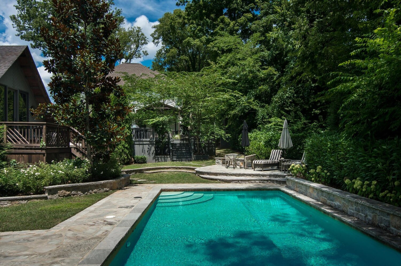 Louisa Pierce's Vintage Eclectic Nashville Home is For Sale TheNordroom (65)