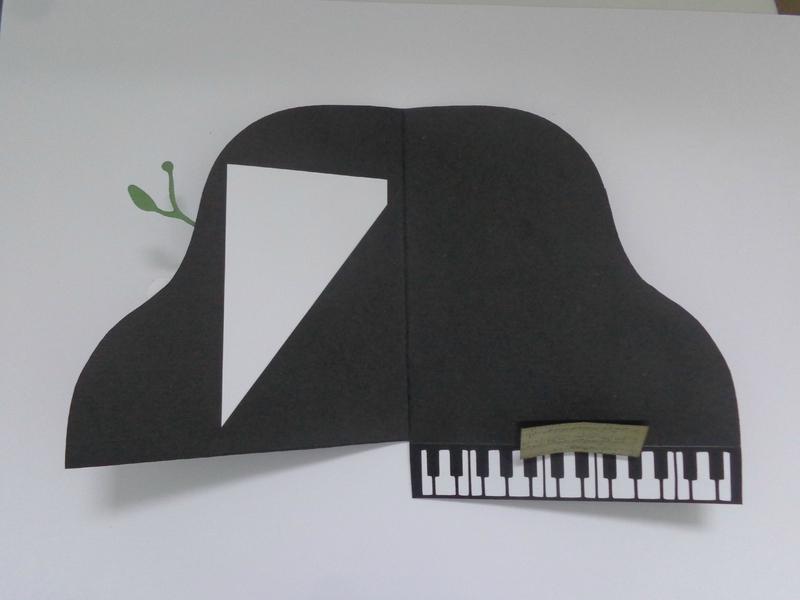 "Tuto ""carte piano"""