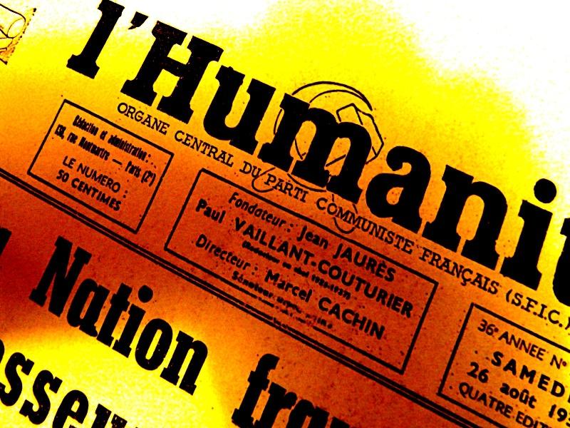 1939-journal lHumanité