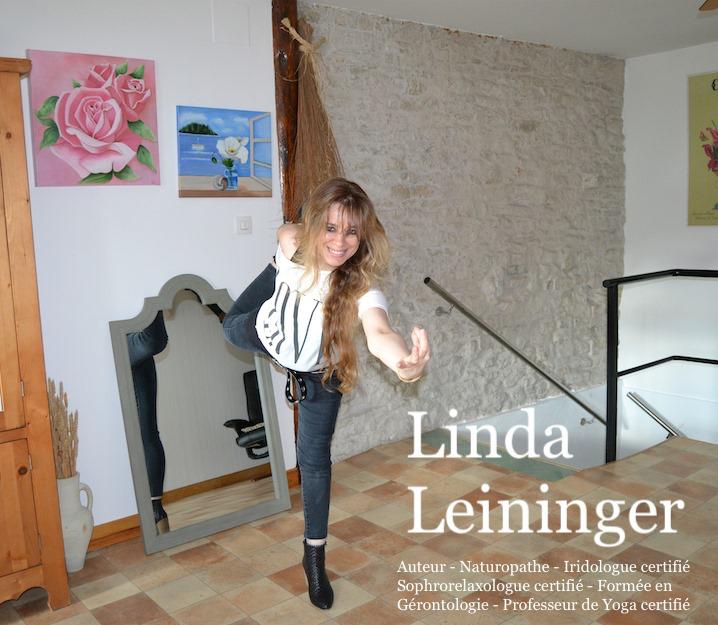 Linda Leininger Naturopathe - Professeur de Yoga 12
