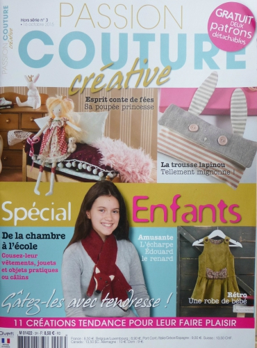 passion couture creative hors série N°3