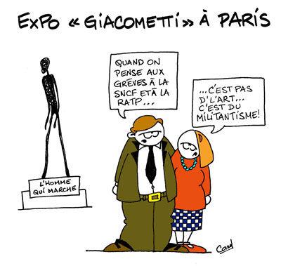 Giacomettiweb