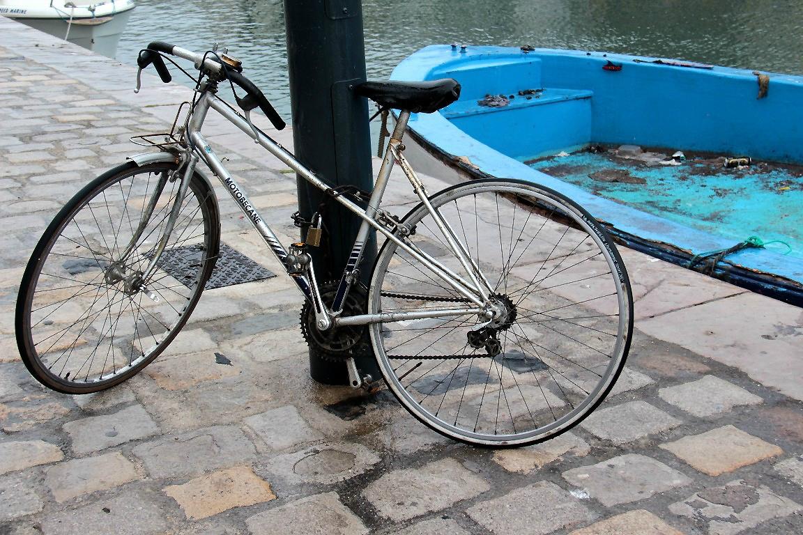 Vélo, Sète_2011