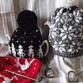 Bonnets cache-théière