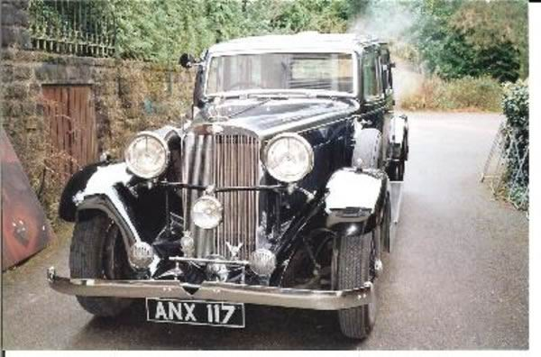 Sunbeam 25HP 6cyl. - 1935