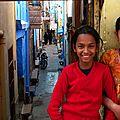 Jodhpur - ville bleue