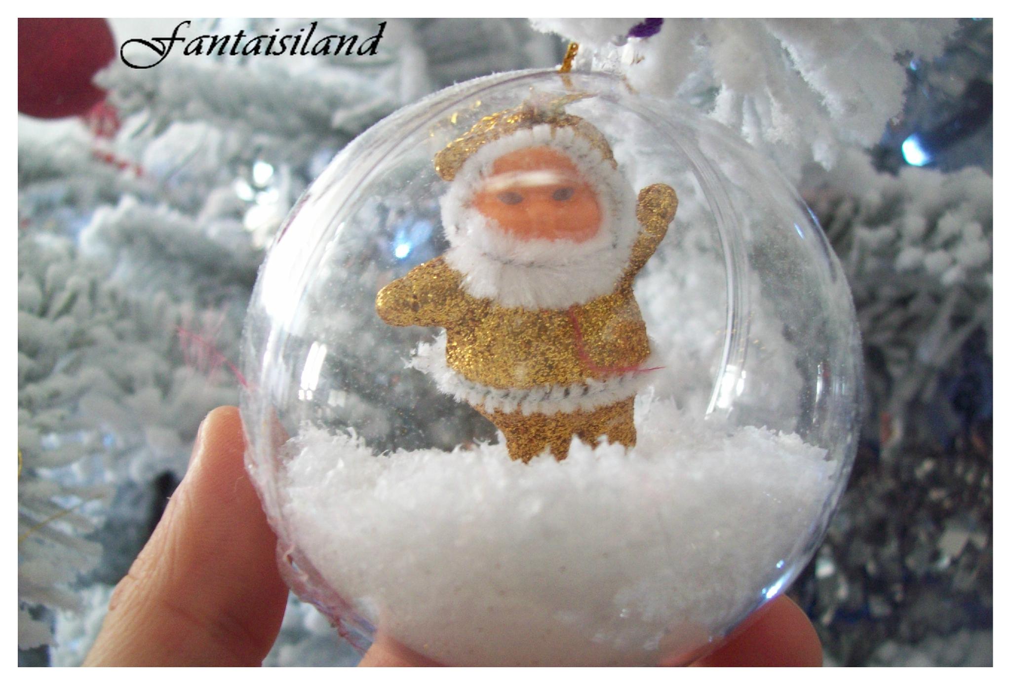 Les boules de Noël !