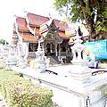 Temple en argent, Chiang Mai