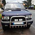 Opel monterey (1999-2002)