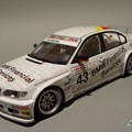 BMW 320i WTCC Financial Services #43