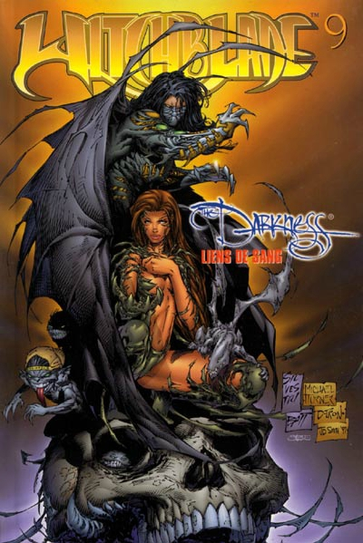 editions USA witchblade 09
