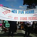 23 mars 2013 La manif pour tous à Nouméa 1