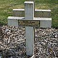 Bonjon clément (le blanc) + 04/05/1915 zonnebecke (belgique)