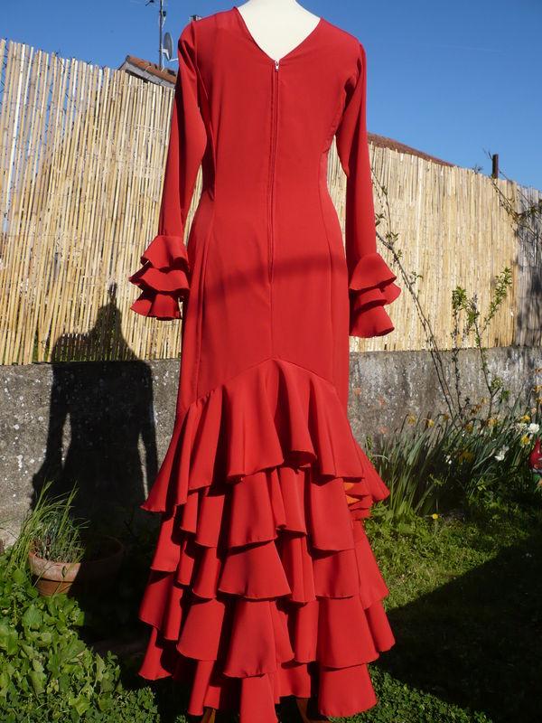El vestido de fuego