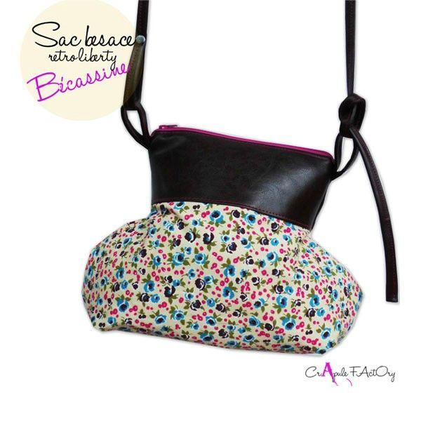 sac-besace-becassine-chic-retro-liberty-original-simili-cuir-marron-et-fleurs-bleu-rose-forme-bouffante-zip-bandouliere