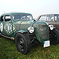 Citroën traction avant hot rod 1954