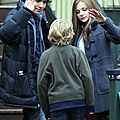 Adam and Mia If I Stay movie