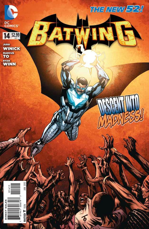 new 52 batwing 14
