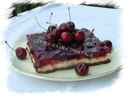 Cherry Cheesecake 7