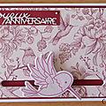 Ronde cartes anniversaires liste 1 février