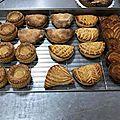 (cap) le feuilletage classique : millefeuille, pithiviers, chaussons aux pommes, dartois...