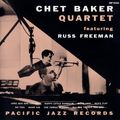 Chet Baker Quartet - 1953 - Featuring Russ Freeman (Pacific Jazz)