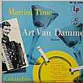 Art Van Damme - 1955 - Martini Time (Columbia)