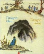 Dragon bleu dragon jaune couv