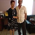 Mariage maman et Gilles