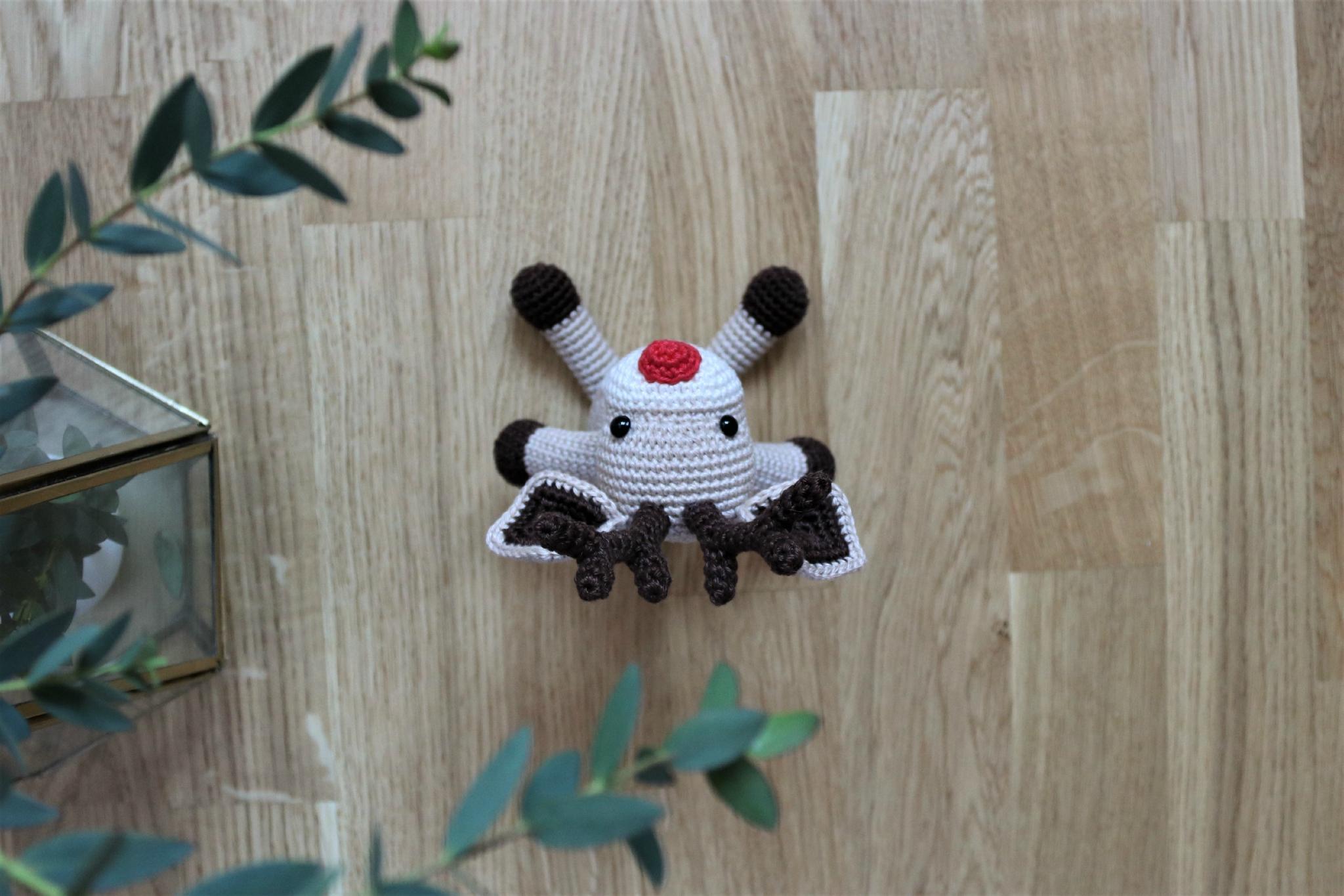 Rudolph, le petit renne au nez rouge - Mi fil, mi câlin