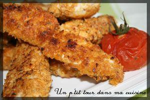 Poulet pané corn flakes2
