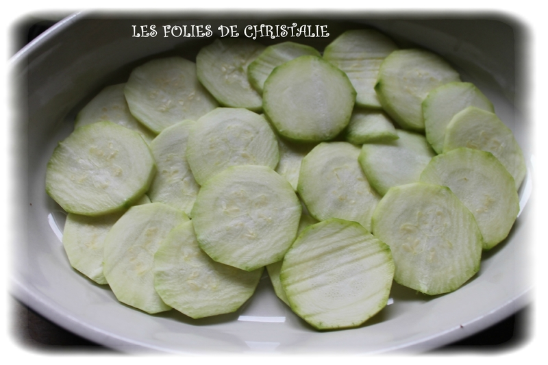 Gratin courgettes 1
