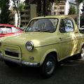 Piaggio vespa 400-1957 à 1961
