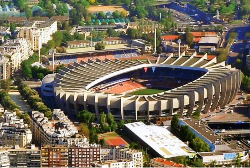 CPM Paris Stade Parc des Princes 2