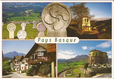 pays basque'''