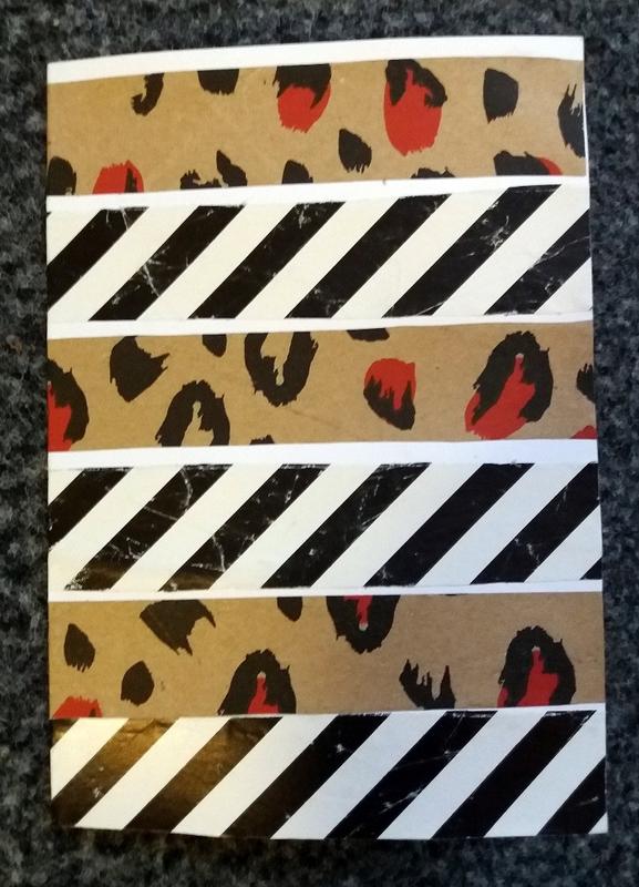 347-Noël et nouvel an-Cartes papiers cadeaux (56)