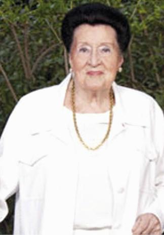 Décès de Madame Jean Bauchet