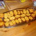 Mes madeleines salées