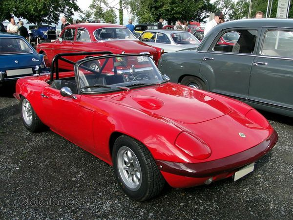 lotus elan s2 roadster 1964 1965 a