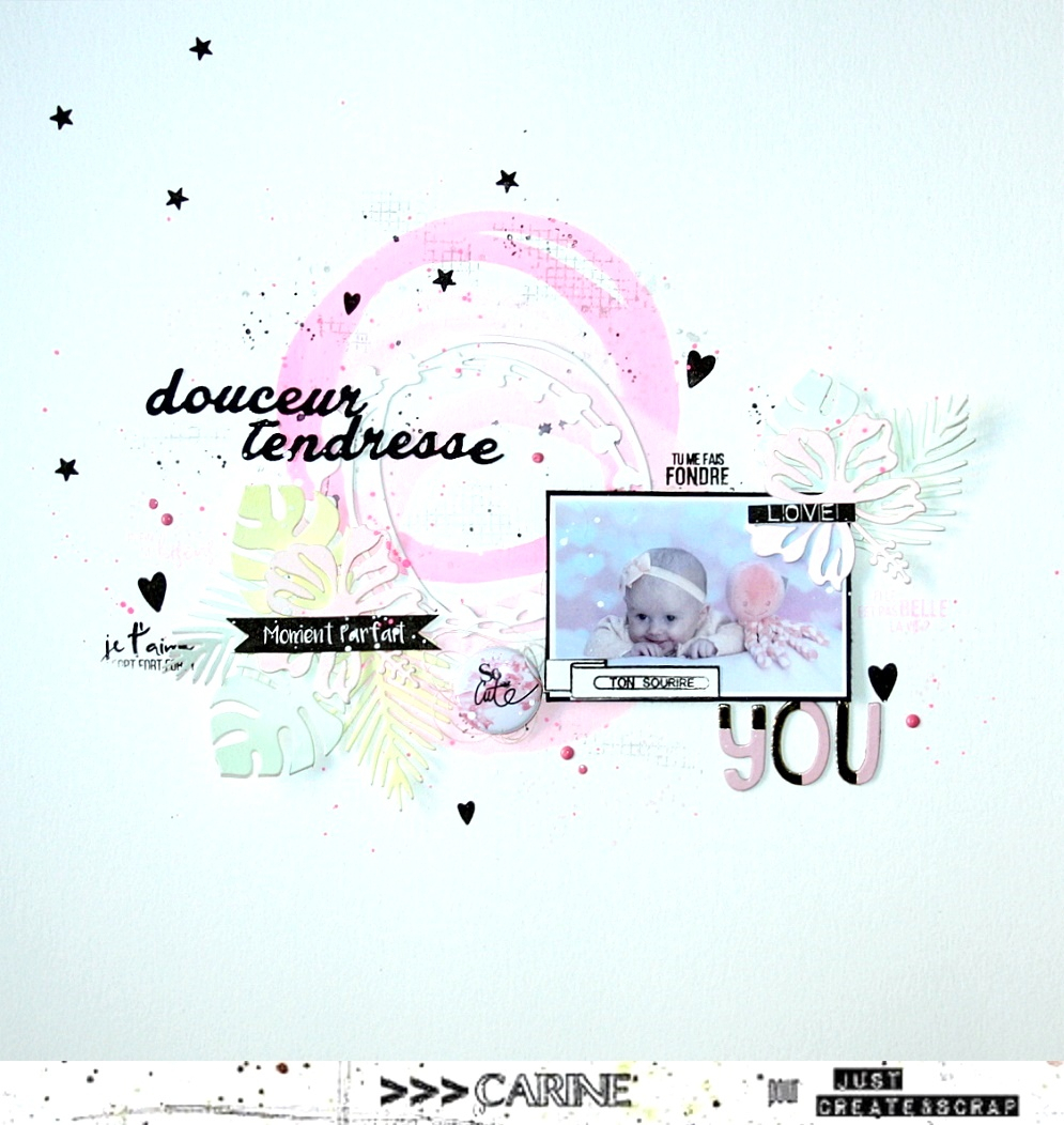 Une mise à jour Just Create & Scrap!