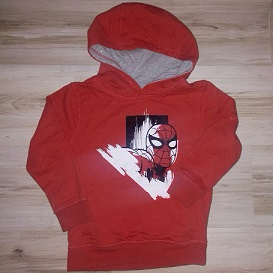 Sweat Spider-Man 6 ans