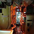 La visite du sous-marin flore-s645 à lorient