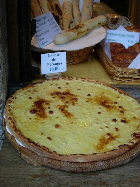 galette perouges