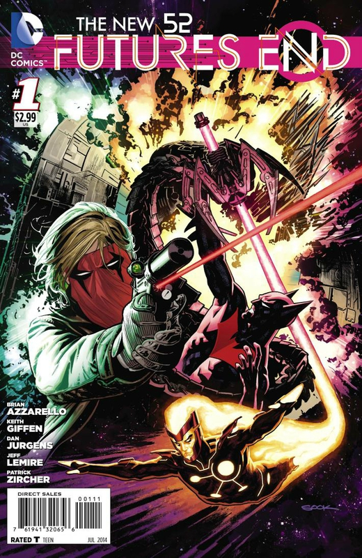 new 52 futures end 1