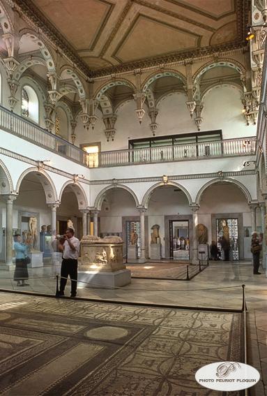TUNIS_musee_du_BARDO_salle_de_Carthage