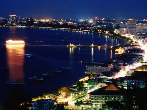 Pattaya-night,Thailand