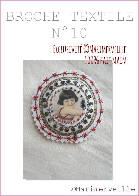Broche textile10 Marimerveille