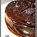 Devil's food cake de nigella
