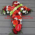 Livraison de fleurs deuil et obsèques, sur sermaize les bains et environs