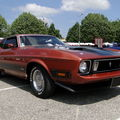 Ford mustang mach 1 351 cobra jet fastback coupe 1973
